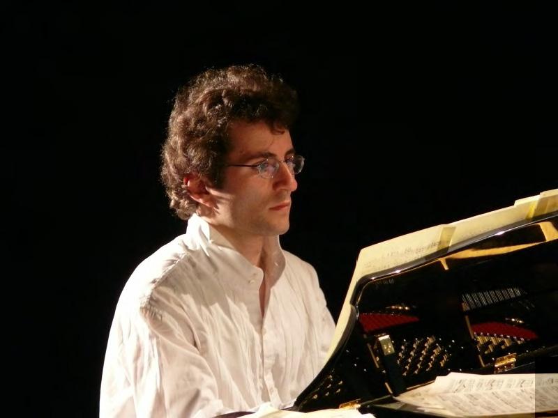 Il pianista Luca Ciammarughi interpreta Franz Schubert