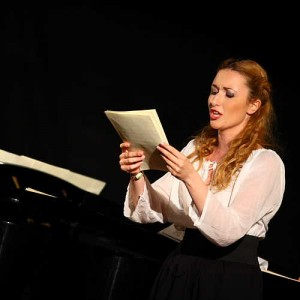 Silvia Spruzzola interpreta Therese Grob