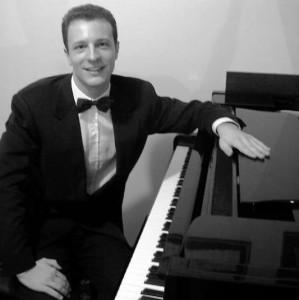 """Dario Battaglia interpreta Johann Michael Vogl nella pièce teatrale """"L'ultima Sonata"""""""